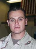 Staff Sgt. Michael G. Owen, 31, a psychological operations specialist assigned to the 9th Psychological Operations Battalion, 4th Psychological Operations Group (Airborne) at Fort Bragg, N.C., was killed Oct. 15 in Karabilah, Iraq, after his vehicle was attacked with an improvised explosive device. (Courtesy photo)
